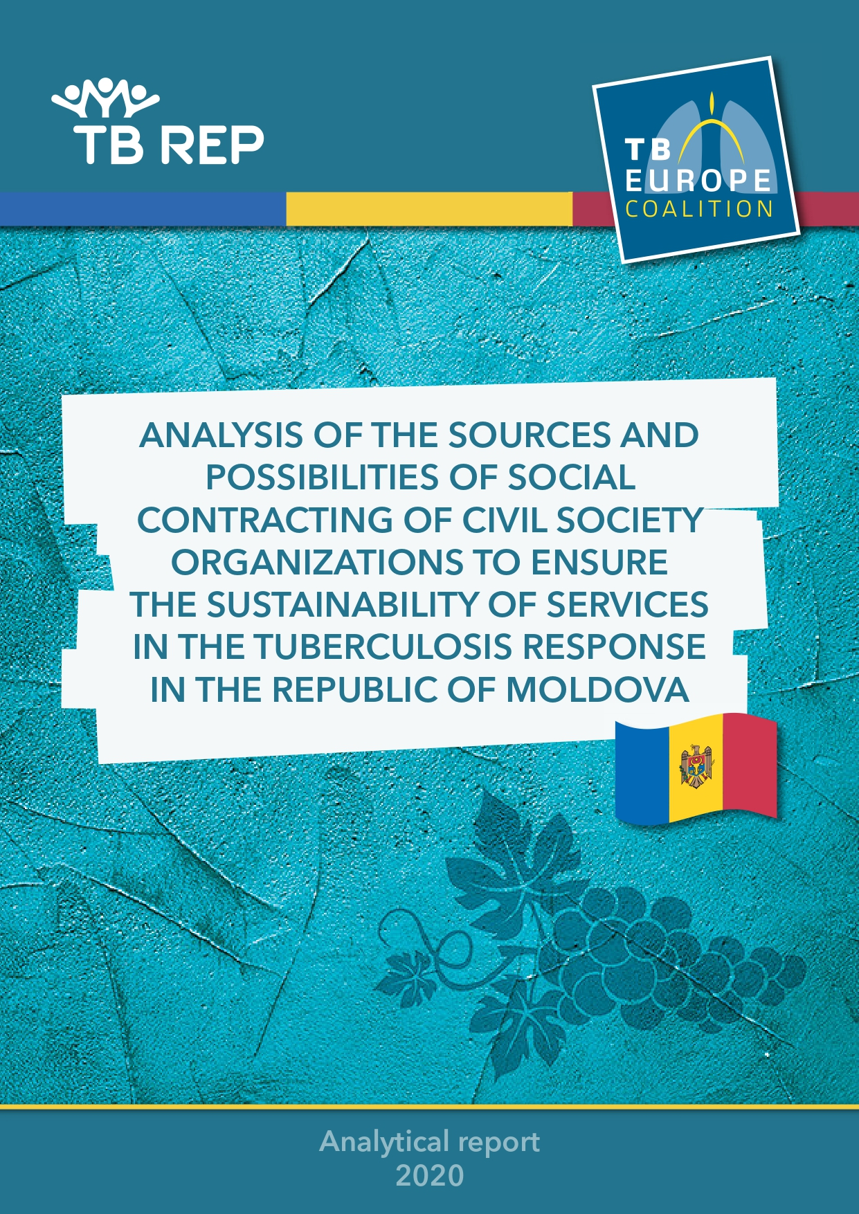 Analysis of possibilities for social contracting for TB Response in Moldova